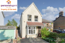 Property of the week - London Road, Ewell @PersonalAgentUK