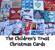 Charity cards will make a real difference at #Christmas ! @Childrens_trust