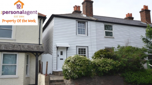 Property of the week - 2 Bed House - End Terrace - London Road, Ewell @PersonalAgentUK