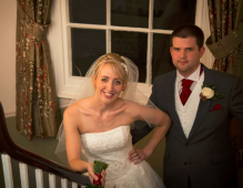 Local Wedding of Huntngdon Couple Oct 2015