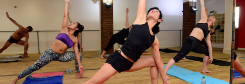Get your body into shape before Christmas with Bikram Yoga Brighton