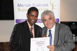 Merton confirmed as THE place to set up in business