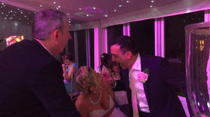 Midlands Wedding Magician-Last few Weddings of 2015!
