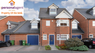 Property of the week - 4 Bed Link-Detached House - Buxton Close, Epsom - @PersonalAgentUK #Epsom