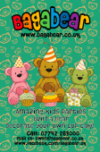 Kids Bear Building Parties!!