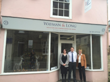 Wayman & Long, solicitors in Clare, expand their Law Firm into Sudbury