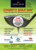 James Ross Jewellers Charity Golf Day 2016