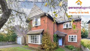 Property of the week - 3 Bed Detached House - Denham Road, Epsom PersonalAgent #Epsom