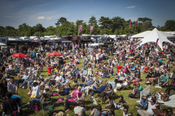 Foodies Festival on Hove Lawns 30th April, 1 & 2nd May