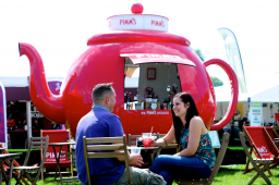 Foodies Festival Brighton @ Hove Lawns - 29, 30 April & 1 May 2017