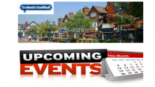 Whats On In Solihull this Weekend