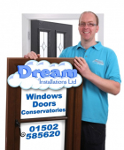 The advantages and disadvantages of double glazed windows.