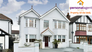 Property of the week -  5 Bed Detached House - West Barnes Lane, New Malden, #Surrey @PersonalAgentUK