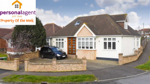Property of the Week - 5 Bed Bungalow - Meadow Walk, #Ewell, #Surrey @PersonalAgentUK