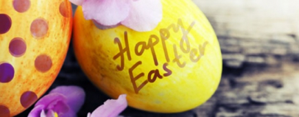 Enjoy dining out in Croydon this Easter!