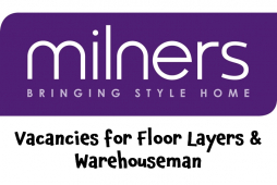 Vacancies for Floorlayers and Warehouseman at @MilnersAshtead