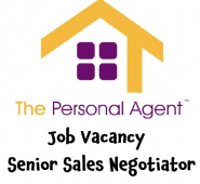 The Personal Agent are looking for Senior Sales Negotiators @PersonalAgentUK