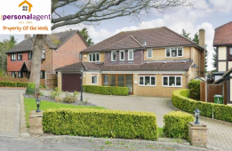 Property of the Week – 5 Bed Detached family home – Oak Leaf Close #Epsom #Surrey @PersonalAgentUK