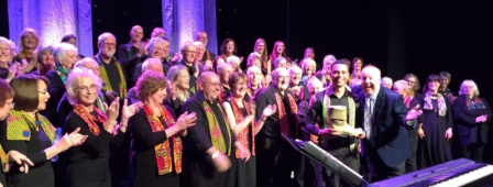 Charity Concert Raises the Roof at the Garrick