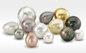 Natural or cultured pearls? Farnham's Julie Peel explain the difference.
