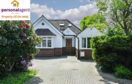 Property of the Week – 4 Bed Detached Bungalow – Park Avenue East #Ewell #Surrey @PersonalAgentUK