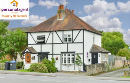 Property of the Week – 2 Bed Semi Detached Cottage – Leatherhead Road #Chessington #Surrey @PersonalAgentUK