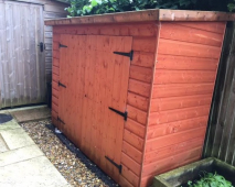 Got a new shed? We'll help you put it all together!