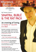 Sinatra, Buble & The Rat Pack
