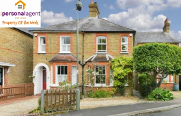Property of the Week – 3 Bed Semi Detached House – College Road #Epsom #Surrey @PersonalAgentUK