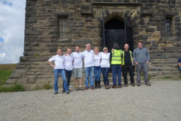 Huge Success at our Charity Abseil Challenge!