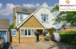 Property of the Week – 4 Bed Detached House – Charles Babbage Close #Chessington #Surrey @PersonalAgentUK