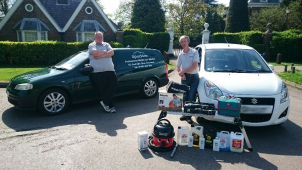 BNI Member Showcase, meet Phil from Sparkles Valeting