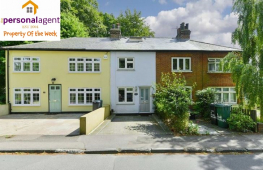 Property of the Week – 3 Bed Terraced House – Court Road #Banstead #Surrey @PersonalAgentUK