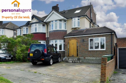 Property of the Week – 4 Bed Semi Detached House – Ravensfield Gardens #Stoneleigh #Surrey @PersonalAgentUK