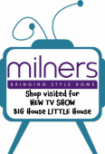 New TV Show BIG House LITTLE House visits Milners in Ashtead