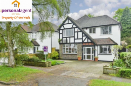 Property of the Week – 4 Bed Detached Traditional House – Garrard Road #Banstead #Surrey @PersonalAgentUK