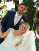 Wedding of Local St Neots Couple Aug 2016.