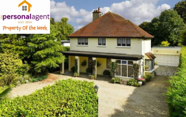 Property of the Week – 5 Bed Detached House – Longdown Lane South #Epsom #Surrey @PersonalAgentUK