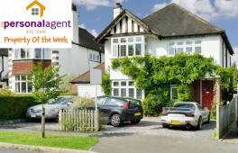 Property of the Week – 4 Bed Detached House – West Hill Avenue #Epsom #Surrey @PersonalAgentUK