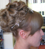 Wedding hair - creating the perfect look at Mulberry Hair Design
