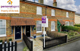 Property of the Week – 2 Bed Terraced House – Albert Road #Epsom #Surrey @PersonalAgentUK