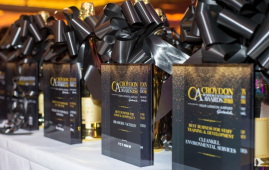 JAM Hair & Chequers Contract Services are worthy winners at the Croydon Awards.