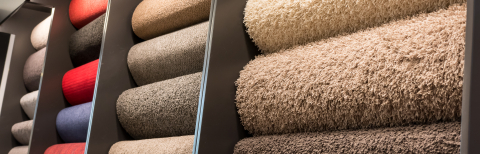 Top tips on choosing the perfect carpet!