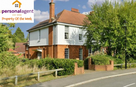 Property of the Week – 2 Bed Apartment – Crossness House #Epsom #Surrey @PersonalAgentUK