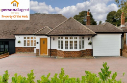 Property of the Week – 2 Bed Bungalow – Great Tattenhams #EpsomDowns #Surrey @PersonalAgentUK