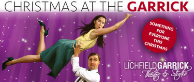 Christmas at the Lichfield Garrick