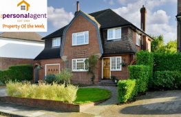 Property of the Week – 4 Bed Detached House – Larchwood Close #Banstead #Surrey @PersonalAgentUK