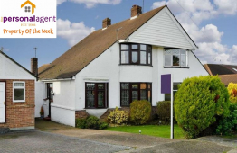 Property of the Week – 3 Bed Semi - Detached House – Firswood Avenue #Stoneleigh #Surrey @PersonalAgentUK