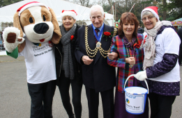 £13,000 raised for children with brain injury at charity's Christmas Fair @Childrens_Trust