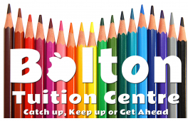Bolton Tuition Centre-working with your child to support their time at school